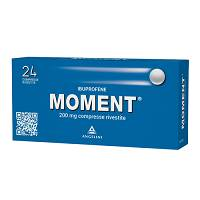 MOMENT 200 mg 24 cpr rivestite