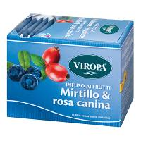 VIROPA MIRTILLO/ROSA CAN15BUST