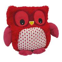 WARMIES PELUC TERM HOOTY ROSSO
