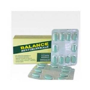 BALANCE MULTIMINERALE 40CPR
