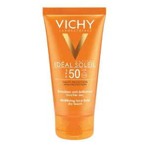 IDEAL SOLEIL VISO DRY TOUCH 50