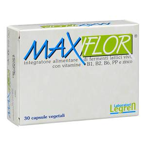 MAXIFLOR 30CPS 11G