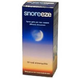 SNOREEZE THROAT SPRAY 23,5ML
