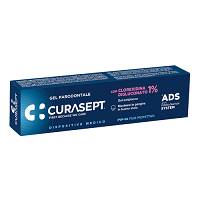 CURASEPT GEL PAROD 0,5%ADS+DNA