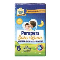 PAMPERS SOLE E LUNA XL 13PZ