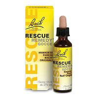 RESCUE ORIG REMEDY GOCCE 10ML