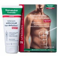 SOMATOLINE CREMA UOMO TOP DEFINITION  200ML